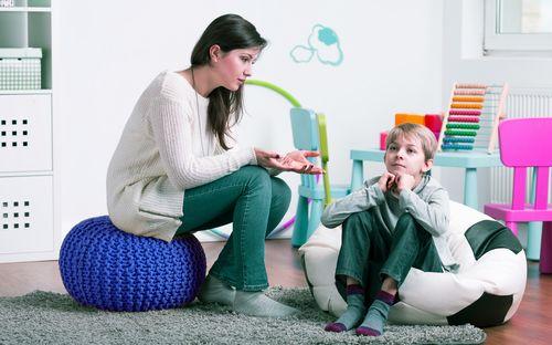 Лучший детский психолог в Туле