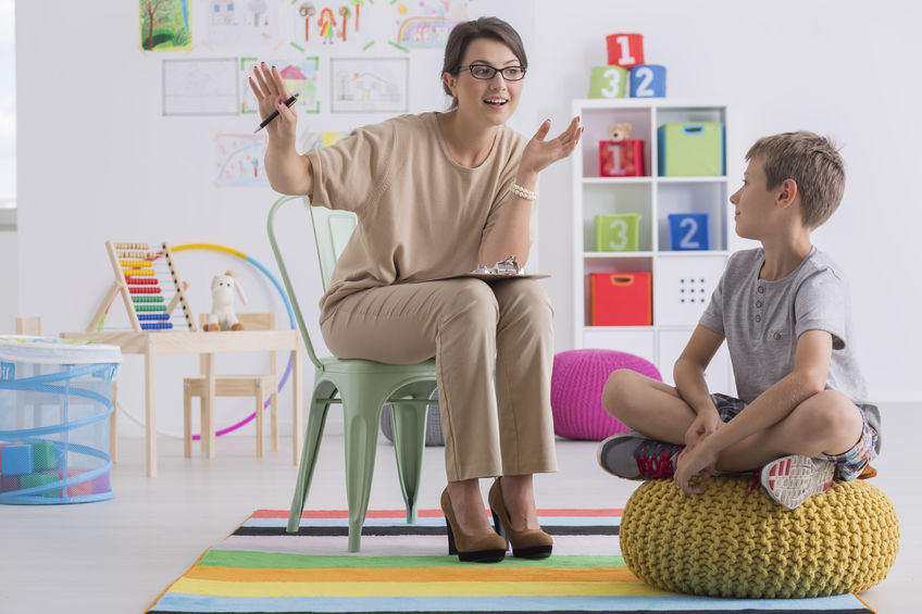 помощь в адаптации ребёнка в детском саду
