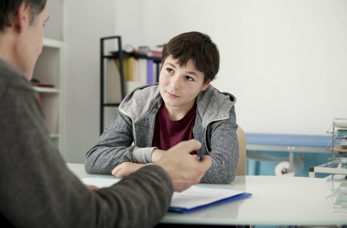 Услуги психолога онлайн для детей 10-11 лет «Я-подросток»