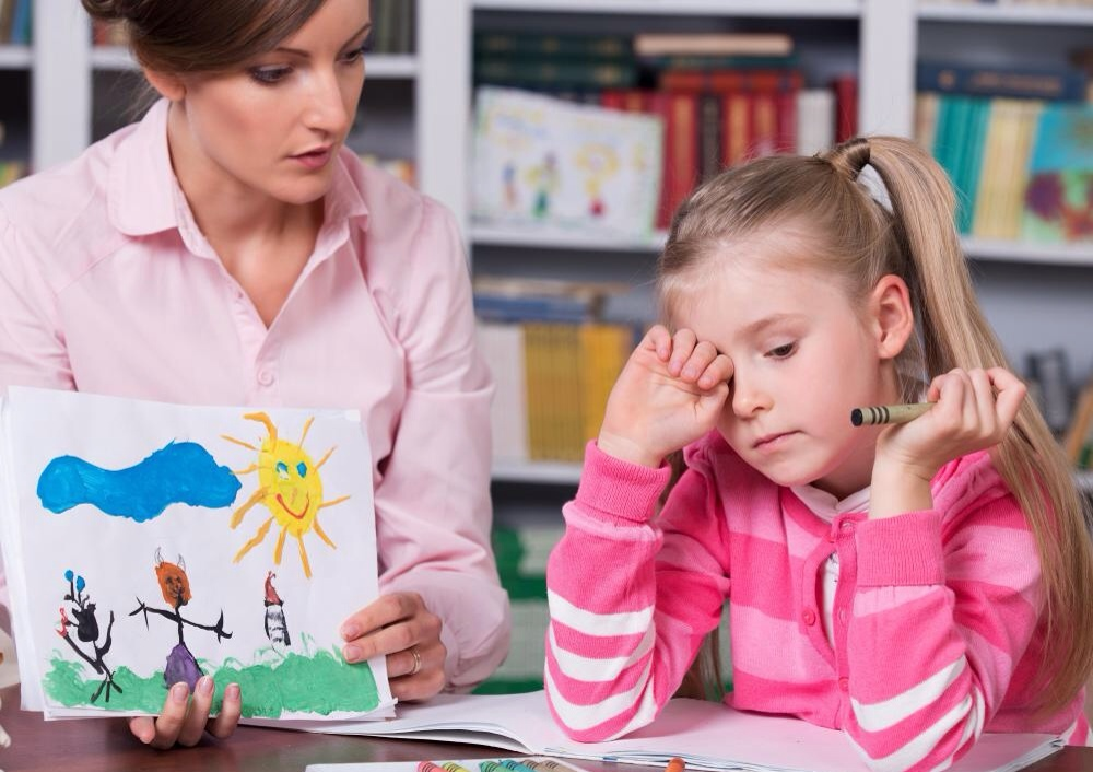 Услуги психолога онлайн для детей-школьников 7-8 лет